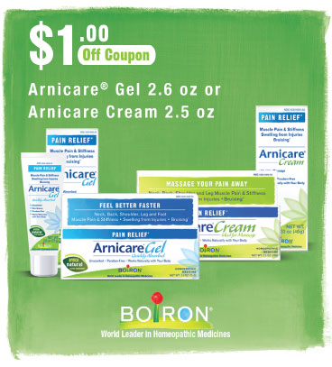 Arnicare Coupon