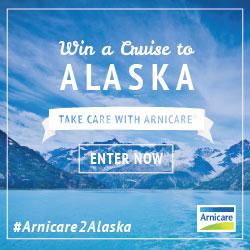 Win a Trip on an Alaskan Cruise