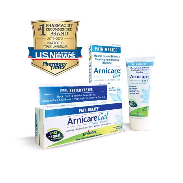 Arnicare Pain Relieving Topicals | Arnicare for Pain Relief