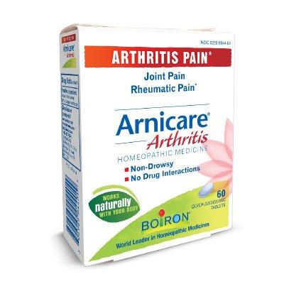 Arnica Arthritis