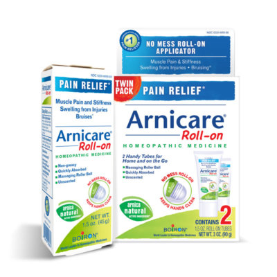 Arnicare Roll-on 1.5-oz and Twin Pack